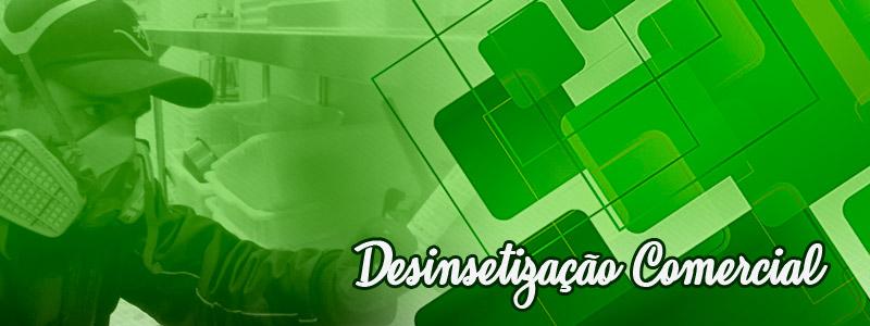 Desinsetização Comercial em Curitiba