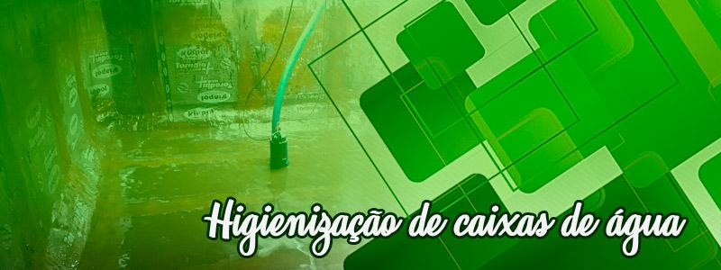 Limpeza De Caixas D Água em Curitiba