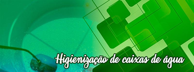 Limpeza De Caixas De Água em Curitiba